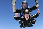 Skydiving in Windsor