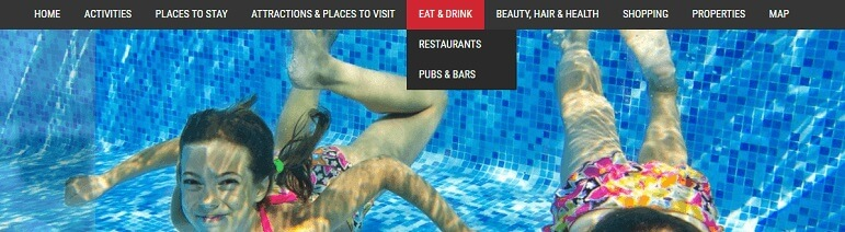 Drop Down menus Advertise with us What's on in Windsor