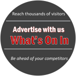 Advertise with us What's on in Windsor